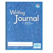 "Writing Journal, Liquid Color, 1/2"" ruling, Grades 2-3, Light Blue 10.5"" x 8.25"" (ELP0602)"