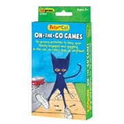 Pete the Cat On-the-Go Games, Multicolor, 54 cards (EP-2074)