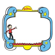 """Eureka Dr. Seuss 5.5"""" x 4.75"""" If I Ran A Circus Paper Cut Outs (EU-841542)"""