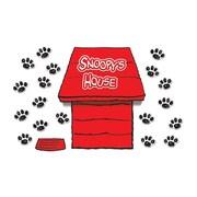 "Eureka Giant Peanuts 25"" x 17"" Dimensional Dog House Bulletin Board Set ( EU-847601)"