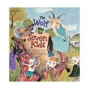 THE WOLF AND THE SEVEN KIDS Paperback (LPB1925186024)