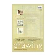 Art1st® Lightweight Drawing Paper, Manila 50 Sheets (PAC103194)