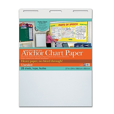 Pacon Heavy Duty Anchor Chart Paper, 27