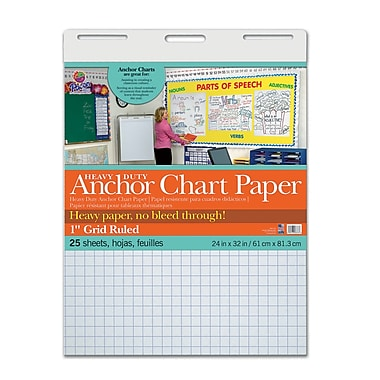 Pacon Heavy Duty Anchor Chart Paper, 24
