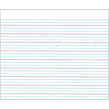 Pacon Zaner-Bloser Sulphite Paper, 10.5