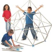 Roylco® Newspaper Builders, Plastic, Blue, 236/pkg (R-60550)