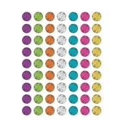 Teacher Created Resources Chalkboard Brights Colourful Chalk Mini Stickers Multicolour, 4536/Set (TCR5645)