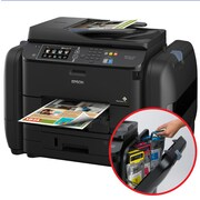 Epson WorkForce Pro WF-R4640 EcoTank Wireless All-in-One Inkjet Printer with Scanner, Copier and Fax