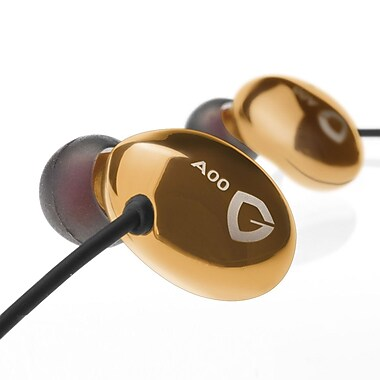 RedGiant A00 Malleus In-Ear Headphones, Gold