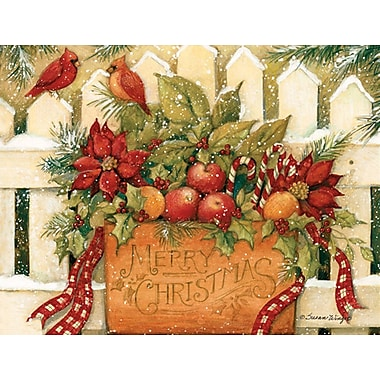 Lang Merry Christmas Welcome Boxed Christmas Cards, 18 Cards/Box