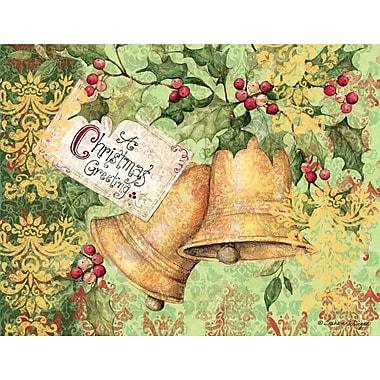Lang Boho Boxed Christmas Cards, 1 Design, 18 Cards/Box