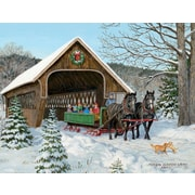 Lang Sleigh Ride Boxed Christmas Cards, 1 Design, 18 Cards/Box
