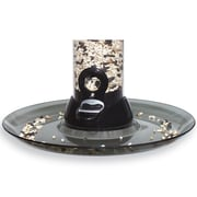 Droll Yankees Clever Clean Seed Tray Bird Feeder