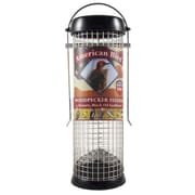Droll Yankees American Tube Bird Feeder; 13'' H x 3'' W x 2.5'' D