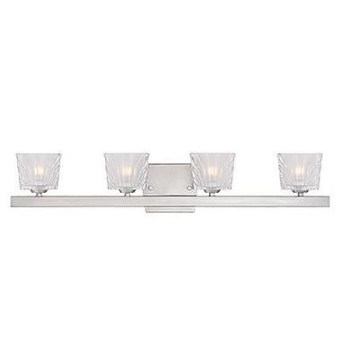 Designers Fountain Volare 4-Light Vanity Light