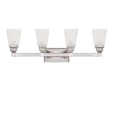 Designers Fountain Trenton 4-Light Vanity Light