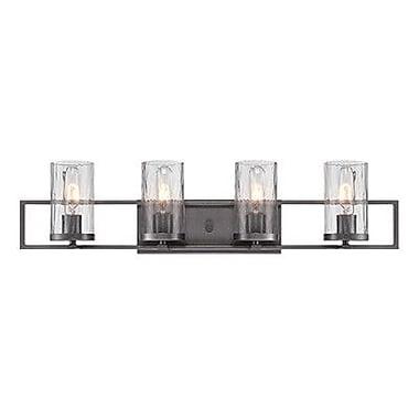 Designers Fountain Elements 4-Light Vanity Light