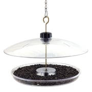 Droll Yankees Covered Platform Tray Bird Feeder