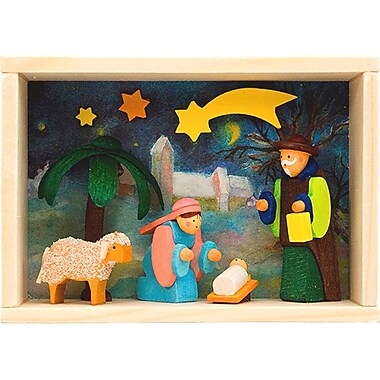 Alexander Taron Graupner Nativity Scene Matchbox
