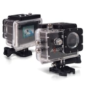 Axess  cs3601 HD 720p Action Sports Camera, 2.51 mm, Black
