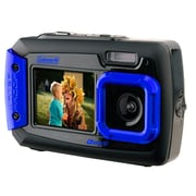 Coleman Duo2 2v9wp 20 MP Digital Camera, Blue