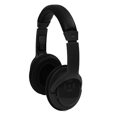Craig CBH508 Bluetooth Stereo Headset, Black