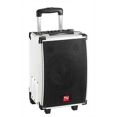 Nutek TS-20208B-2 Bluetooth Portable Sound System, Black