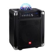 Nutek TS-20110B-1 Bluetooth Portable Powered Sound System, Black