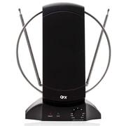 QFX  HD/DTV/VHF/UHF/FM Radio 90 Deg Rotating Antenna, 28 - 35dB Gain (ant101)