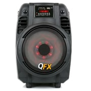 QFX  Portable Party Speaker, Black