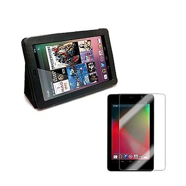 Mgear Folio and Screen Protector Bundle for Nexus