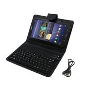 """Mgear Bluetooth Keyboard Case for 7"""" Galaxy Tab 4 T2530"""