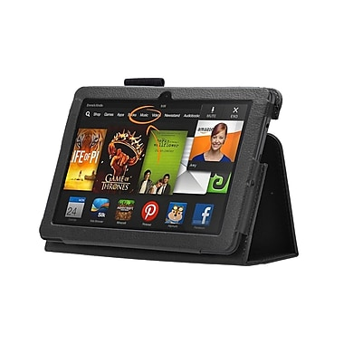 Mgear PU Leather Tablet Case for Kindle Fire HDX 3rd Gen