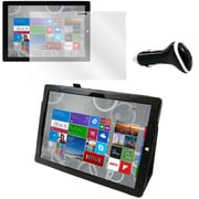 Mgear Screen Protector, Folio, Charger Bundle for Surface Pro 3 (91522)