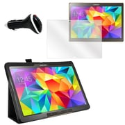 Mgear Screen Protector, Folio and Charger for Galaxy Tab S 10.5 T800 (91526)