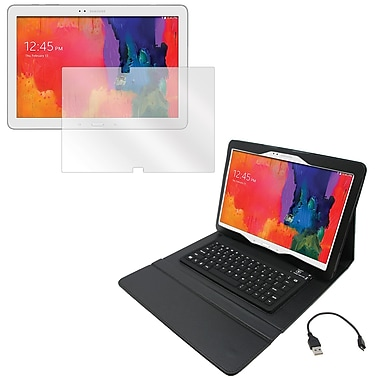 Mgear Screen Protector and BT Folio for Galaxy Tab Pro 12.2 T900 (91549)