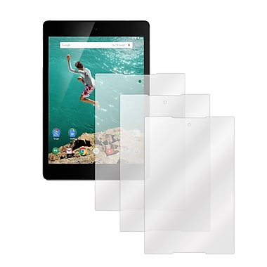 Mgear Screen Protector for Google Nexus 9, 3/Pack (91574)