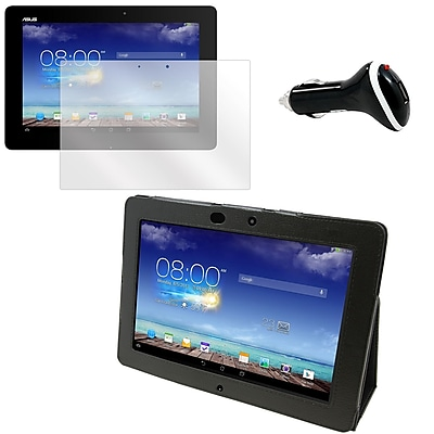 Mgear Screen Protector, Folio and Charger for ASUS Transformer Pad TF701T (91592)
