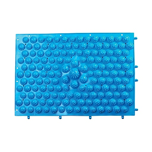 Sole Relief Reflexology Mat - Blue