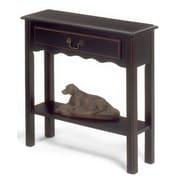 Wildon Home   Console Table; Black