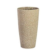 LaKasaLLC Composite Pot Planter; 16.73'' H x 9.06'' W x 9.06'' D