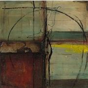 LaKasaLLC Abstract Painting Print on Canvas