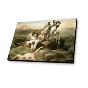 Lamp-In-A-Box Watson and the Shark 1778 by John Singleton Copley Painting Print Plaque
