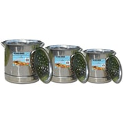 King Kooker 3 Piece Multi-Pot Set w/ Lid