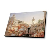 Lamp-In-A-Box The Course of Empire 1835 - 36 by Thomas Cole Graphic Art Plaque