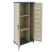 Starplast Vertical Partition 62'' H x 29.3'' W x 17.1'' D Storage Cabinet
