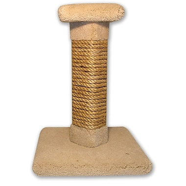 BeatrisePetProducts Sisal Scratching Post