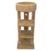 BeatrisePetProducts Kitty Skyline Cat Tree