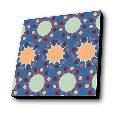 Lamp-In-A-Box Pattern 044 Graphic Art Plaque