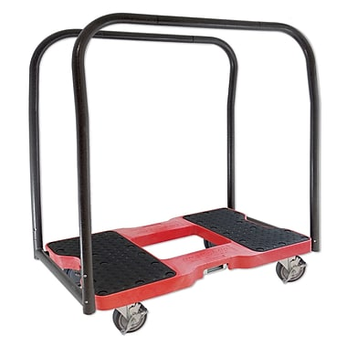 Snap-Loc 1500 lb. Capacity E-Strap Table Dolly; Red
